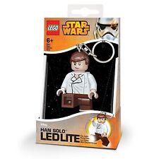 LEGO STAR WARS HAN SOLO Llavero con luz NUEVO
