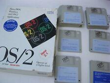 """OS/2 Version 2.1 3.5"""" disks IBM 1993"""