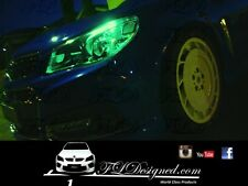 Holden Vf Green L.E.D Parker lights / bulbs by FLDesigned ss, ssv, sv6