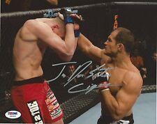 Junior Dos Santos Signed UFC 8x10 Photo PSA/DNA COA Picture Autograph 146 155 95