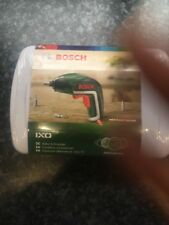 BOSCH IXO CORDLESS SCREWDRIVER -  PLEASE LOOK AT THE PHOTO