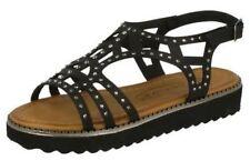 Calzado de niña sandalias sintético