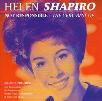 Helen Shapiro - Not Responsible. The '60s. CD. New
