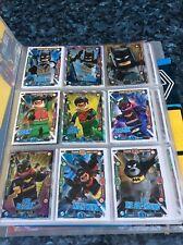 Lego Batman/DC Universe Series 1: Complete 202 Base Set Only.