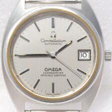 "OMEGA CONSTELLATION AUTOMATIC CHRONOMETER WATCH 1973 ""C"" ST 1680056 CALIBER 1011"