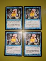 Relearn x4 - Weatherlight - Magic the Gathering MTG 4x Playset