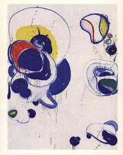 SAM FRANCIS Exhibition of oil paintings and coloured drawings from 1962 to - BP