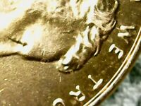 2017 P Lincoln Shield Cent Penny MAJOR Die Breaks Error Circulated (42)