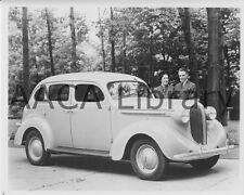 1938 Plymouth P5 Four Door Sedan, Factory Photo / Picture (Ref. #67303)