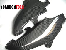 08 09 2009 2010 SUZUKI GSXR 600 750 CARBON FIBER LOWER BELLY PANELS FAIRINGS