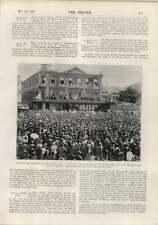 1900 Port Elizabeth Resolution Annex Orange Free State Transvaal Crowds