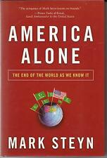 America Alone: The End of the World as We Know It  by Mark Steyn