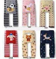 New Baby Toddler Boy Girl Unisex Leggings Trousers Warmers Pants Tights.