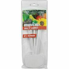 Luster Leaf 818 Tall Rapiclip Plant T Labels
