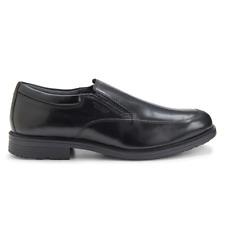 Rockport Men's 10.5 M Black Slip-On Dress Loafer Waterproof Leather Shoes $115
