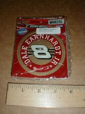 """x12 New Dale Earnhardt Jr #8 Party Supply racing sticker decal pack 3"""" inch"""