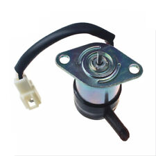 16271-60012 Engine Stop Shutdown Solenoid 12V, 052600-4151 For Kubota KX41H
