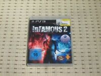 inFamous 2 für Playstation 3 PS3 PS 3 *OVP*