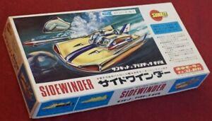 Sunkit Sidewinder Atomic Deep-Sea Patrol Boat - Cat. No. 211-250 - RARE KIT!