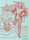 LOUIS JOUVET FRANCE Document Philatélique Officiel 2581