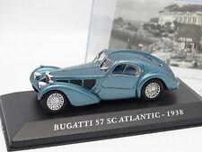 Ixo Presse 1/43 - Bugatti 57 SC Atlantic 1938