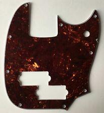 Mustang PJ Bass Offset / Player MiM Series Pickguard: many colours