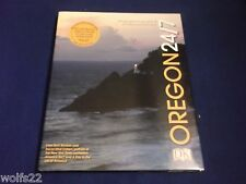 Oregon 24/7 (2004, Hardcover) NEW
