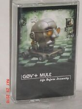 GOV'T MULE LIFE BEFORE INSANITY 2000 CASSETTE EXCELLENT CONDITION