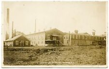 RPPC NY Antwerp FX Baumert Cheese Factory 1915 Jefferson County