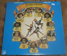 THE THREE MUSKETEERS (Michel Legrand) original factory sealed stereo lp (1974)
