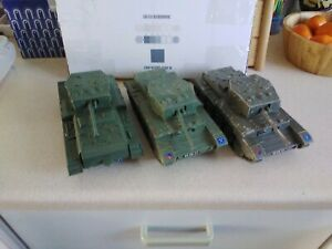 UNKNOWN PLASTIC TANKS X 3 SEE PHOTOGRAPHS