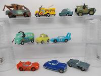 Disney THE CARS Autos zum aussuchen ==  Bullyland Sammelfigur Bully Pixar NEU