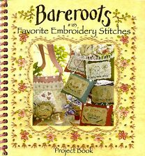 Bareroots Favorite Embroidery Stitches project book #183