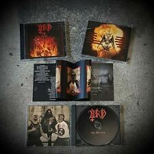 URN - The Burning  CD