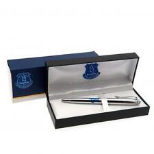 Everton Executive Pen in Gift Box -Chrome Ball Point Pen - Ideal Gift