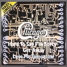 "Chicago Hard to Say I'm Sorry 12""  Maxi Single Full Moon FM 79 337 45 RPM"