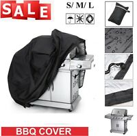 "BBQ Gas Grill Cover 57"" 67"" Barbecue Patio Protection Waterproof Outdoor Large"