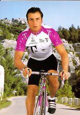CYCLISME carte cycliste STEFFEN WESEMANN équipe TEAM DEUTSCHE TELEKOM