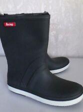 Kinder Gummistiefel Regenstiefel Stiefel Kinderstiefel Schuhe Grau Gr. 27 30 | dynamic