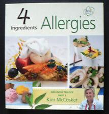 4 Ingredients Allergies by Kim McCosker (Paperback, 2013).