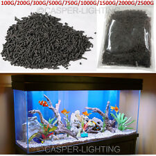 Activated Carbon Charcoal Mini Granulated for Aquarium Fish Tank Filter Media UK
