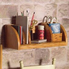 1/12 Scale Dolls House Emporium Stationery Shelf with accessories 4868