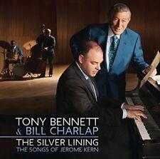 Tony Bennett & Bill Charlap The Silver Lining Songs of Jerome Kern CD 2015