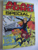 ALAN FORD - ALAN FORD LE STORIE DEL NUMERO UNO N 1