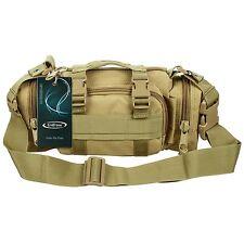 G4Free Tactical Military Molle Assault Waist Pack Shoulder Bum Hip Pocket Pouch