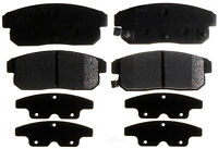 Disc Brake Pad Set-Ceramic Disc Brake Pad Rear ACDelco Advantage 14D900CH