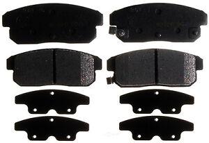 Disc Brake Pad Set-Ceramic Disc Brake Pad Rear ACDelco Advantage 14D900CH