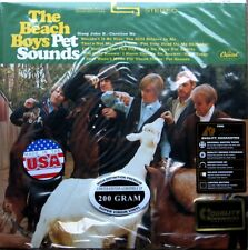 "The Beach Boys ""PET SOUNDS"" Remastered AUDIOPHILE 200 Gram Vinyl 33RPM STEREO LP"