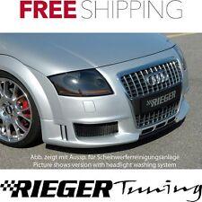 Rieger ABS Fits Audi Tt R-Frame Front Bumper 55121