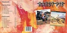 Randy pie-Highway Driver/Fast Forward CD